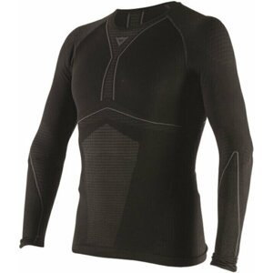 Dainese D-Core Dry Tee LS Black/Anthracite L