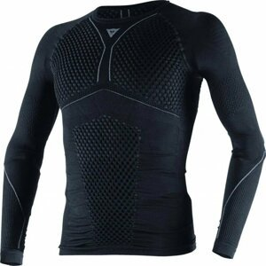 Dainese D-Core Thermo Tee LS Black/Anthracite M
