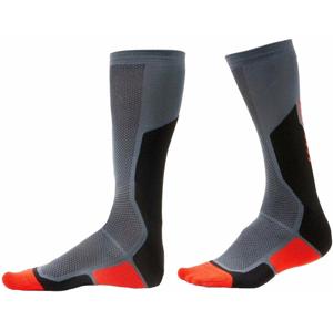 Rev'it! Socks Charger Black/Red 39-41