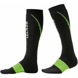Rev'it! Socks Trident Black/Yellow 35-38