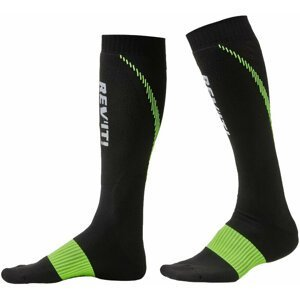 Rev'it! Socks Trident Black/Yellow 39-41