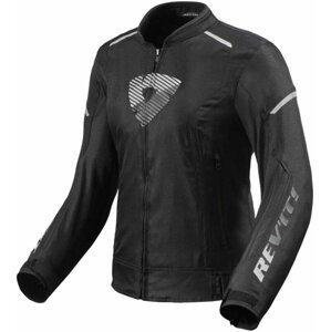 Rev'it! Jacket Sprint H2O Ladies Black/White Lady 40