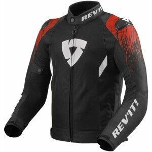 Rev'it! Jacket Quantum 2 Air Black/Red L