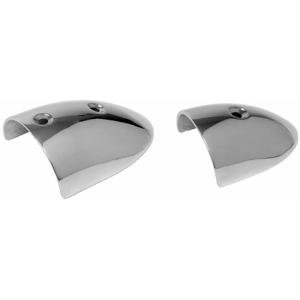 Osculati Fender Terminal AISI316 40 x 22 mm