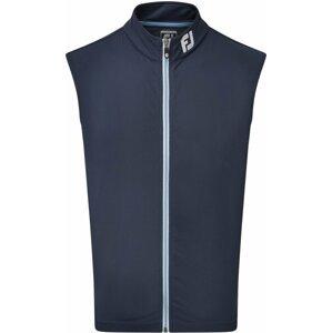 Footjoy Full Zip Knit Vest Mens Navy XL