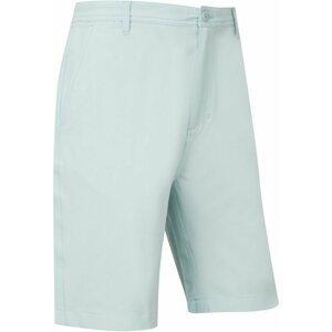 Footjoy Broken Stripe Woven Mens Shorts Ice Blue 36