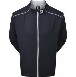 Footjoy Perforamnce Full-Zip Windshirt Mens Jacket Navy/White L