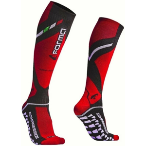 Forma Boots Off-Road Compression Socks Black/Red 39/42