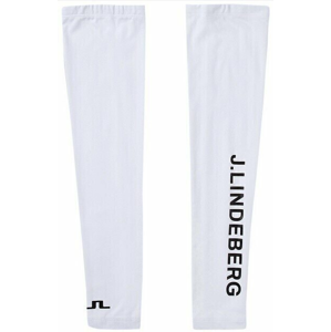 J.Lindeberg Enzo Compression Sleeves White S/M