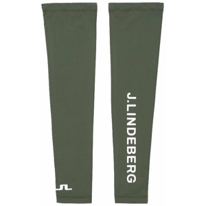 J.Lindeberg Enzo Compression Sleeves Thyme Green L/XL
