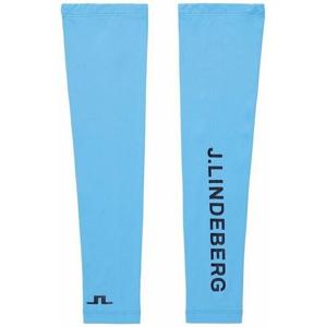 J.Lindeberg Enzo Compression Sleeves Ocean Blue L/XL