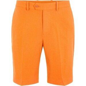 J.Lindeberg Vent Tight Golf Shorts Lava Orange 34