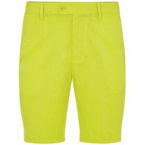 J.Lindeberg Vent Tight Golf Shorts Leaf Yellow 38