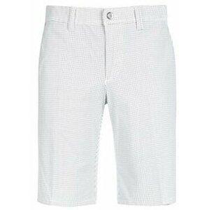 Alberto Earnie Waterrepellent Print Mens Shorts White 48