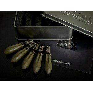 Gemini Carp Tackle A.R.C System Leads 3,5oz 99g Silt Brown