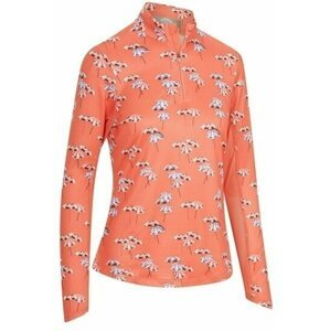 Callaway Parasol Print Sun Protection Womens Sweater Dubarry L