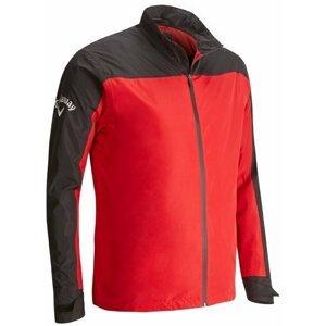 Callaway Corporate Waterproof Mens Jacket Tango Red L