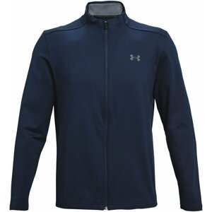 Under Armour UA Storm Midlayer Full Zip Mens Sweater Academy 3XL