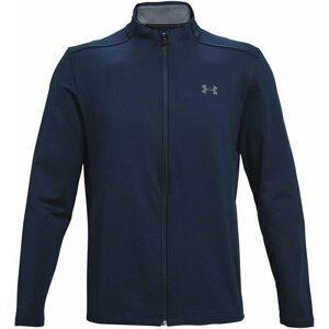 Under Armour UA Storm Midlayer Full Zip Mens Sweater Academy 2XL