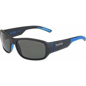 Bollé Heron Black Blue Matte/TNS HD Polarized