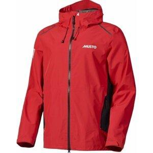 Musto LPX GTX Infinium Aero Jacket Jachtařská bunda True Red L
