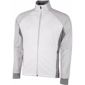 Galvin Green Dominic Mens Insula Jacket White/Sharkskin M