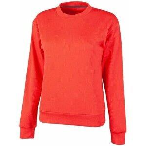 Galvin Green Dalia Womens Sweater Lipgloss Red S