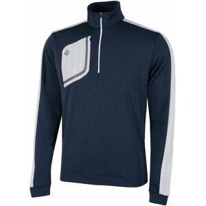 Galvin Green Dwight Mens Insula Sweater Navy/White SS21 3XL