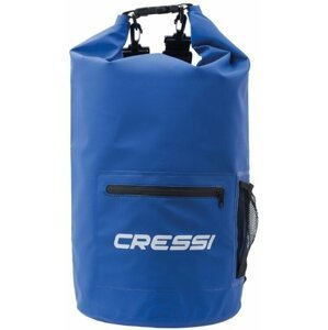 Cressi Dry Bag Zip Blue 20L