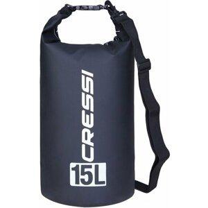 Cressi Dry Bag Black 15L