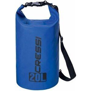 Cressi Dry Bag Blue 20L