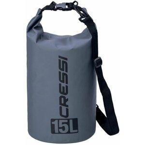 Cressi Dry Bag Grey 15L