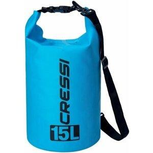 Cressi Dry Bag Light Blue 15L