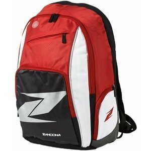 Zandona Sport Backpack Black/Red/White