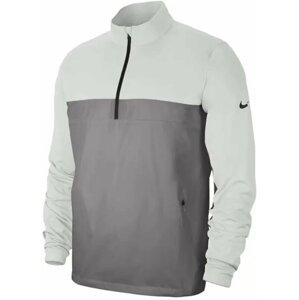 Nike Shield Victory 1/2 Zip Mens Jacket Photon Dust/Dust/Black L