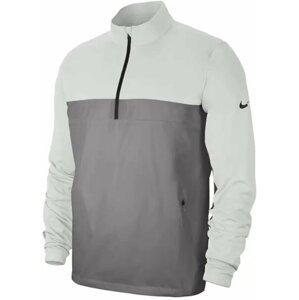 Nike Shield Victory 1/2 Zip Mens Jacket Photon Dust/Dust/Black M