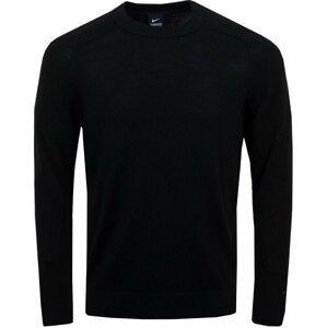 Nike Tiger Woods Mens Sweater Black/Black M