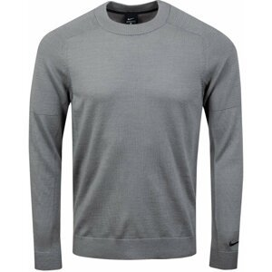 Nike Tiger Woods Mens Sweater Dust/Black L