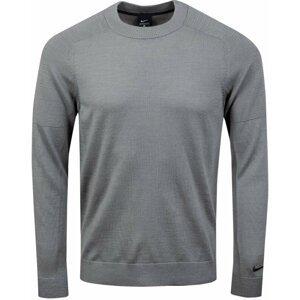 Nike Tiger Woods Mens Sweater Dust/Black M