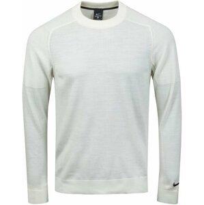 Nike Tiger Woods Mens Sweater Summit White/Black S