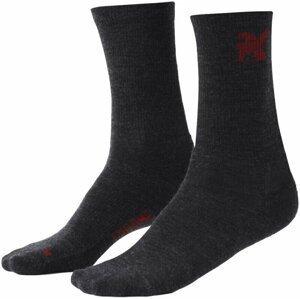 Chrome Merino Crew Ponožky