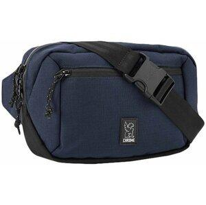 Chrome Ziptop Waistpack Navy Blue