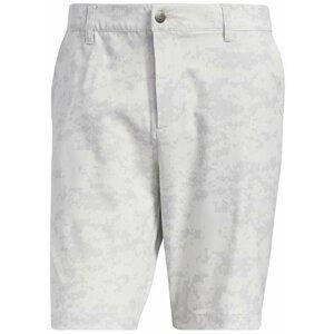 Adidas Ultimate365 Camo Mens Shorts Grey Two 38''