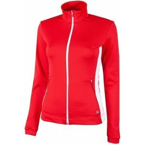 Galvin Green Daisy Womens Sweater Red/White L