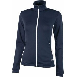 Galvin Green Daisy Womens Sweater Navy/White S
