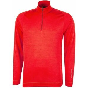 Galvin Green Dixon Mens Sweater Red M