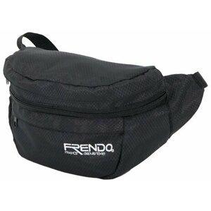 Frendo Waist Bag Backpack 8L Black