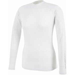 Galvin Green Elaine Thermal Long Sleeve Womens Base Layer White M