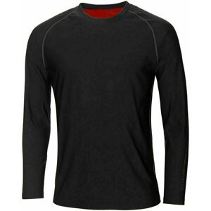 Galvin Green Elmo Thermal Long Sleeve Mens Base Layer Black/Red S