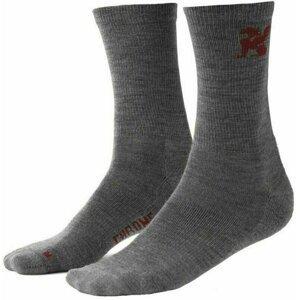 Chrome Crew Merino Ponožky